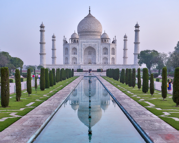 Getaway to India, the Land of Contrasts and Romance