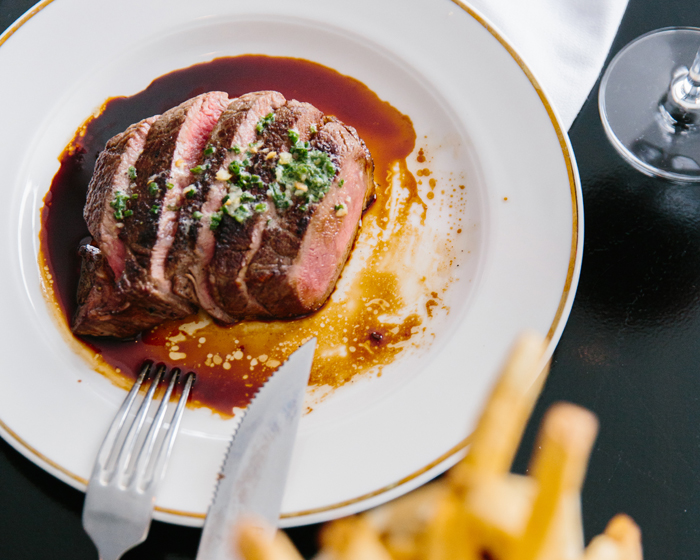 How to Cook the Perfect Steak with Adrian Richardson