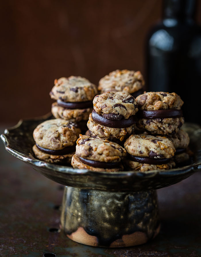 Not Your Average Biscuit: Curtis Stone, Darren Purchese, Kirsten Tibballs and Larissa Takchi share their Best Biscuit Recipes