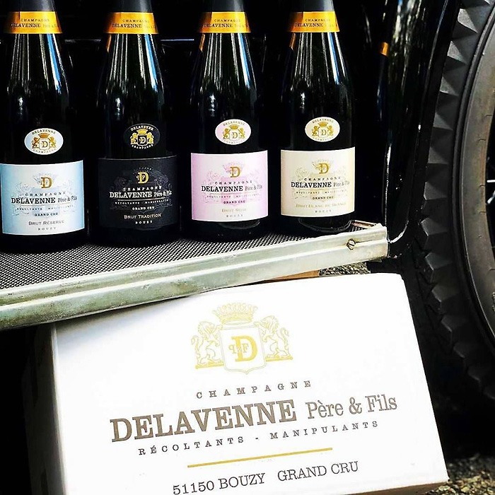 Finding the Fizz in Champagne, We Tour the Champagne Region