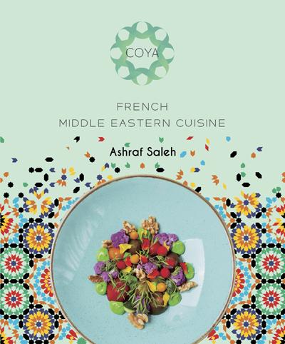 Cooking the Coya Way: We Review Ashraf Saleh's New Book
