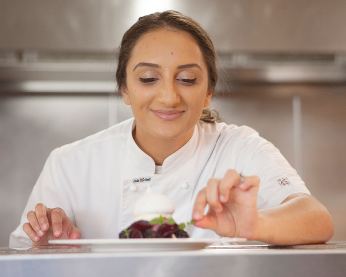Breaking Dessert Boundaries with the Youngest Ever MasterChef Winner, Larissa Takchi