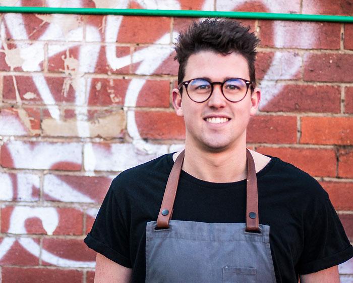 Award Winning Chef Charlie Carrington Serves Adventure on the Plate at the Australian Tennis Open