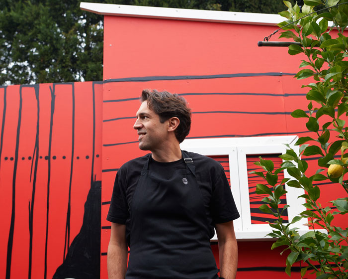 Acing the Open! Ben Shewry Brings a Taste of Attica to Tennis Fans