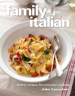 Book Review - Family Italian:  Hearty Recipes for Everyday Cooking