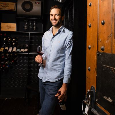 Patience is a Virtue – on the AFL Field and in the Wine Cellar: We Talk Footy and Vino with Jordan Lewis