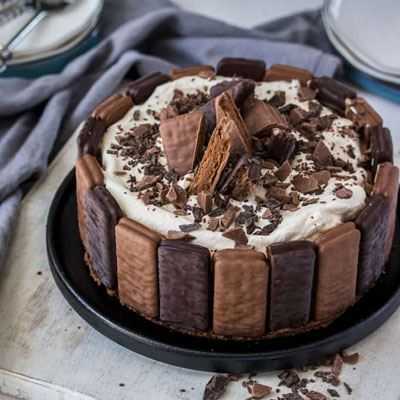 Tim Tam Cheesecake and Manu's Chocolate and Coffee Mousse Pots + 20 Other Seductive Chocolate Recipes for Valentine's Day