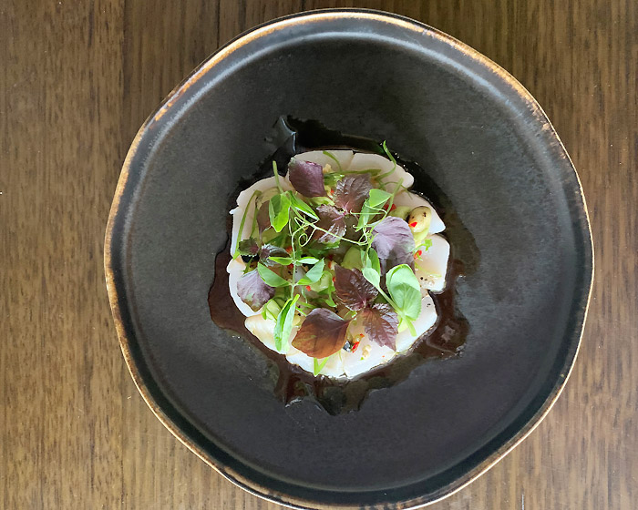 We Take a Look Inside the Mimasu Kitchen with Chef Tom Jack