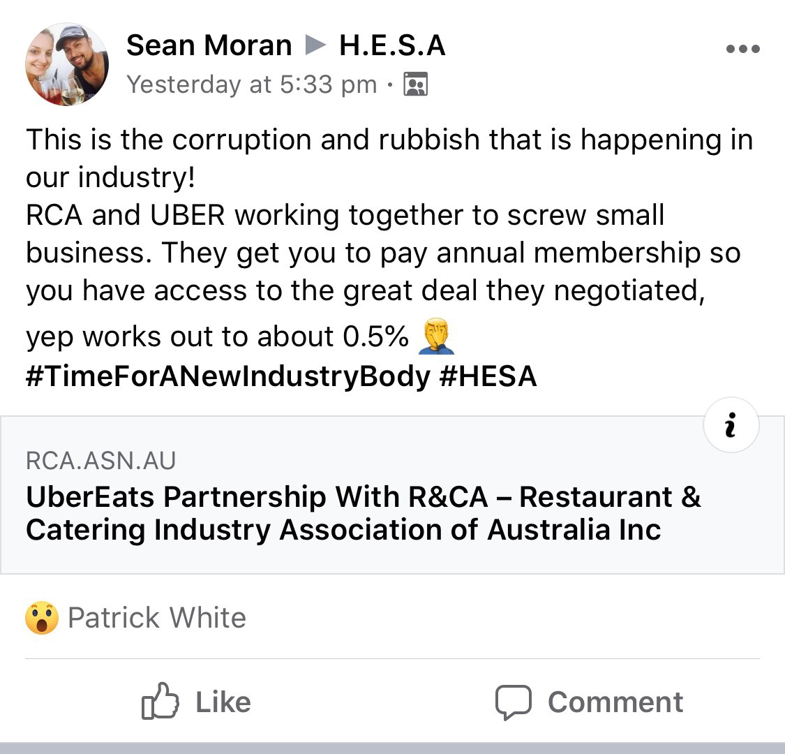 R&CA - Saviour or SELL OUT?