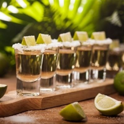 Body Shots, Worms and Hangovers - We Celebrate All Things Tequila!
