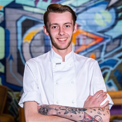 Support Your Local - Connor Bishop, Maxwell Restaurant SA