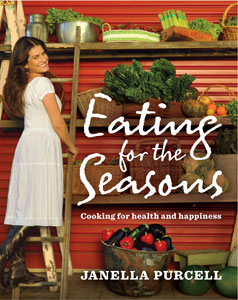 Book Review - Eating for the Seasons