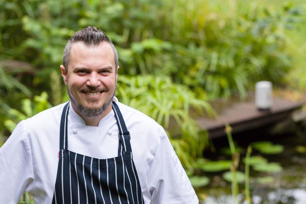 Support Your Local - Dan Jarrett, The Tamarind Restaurant Qld
