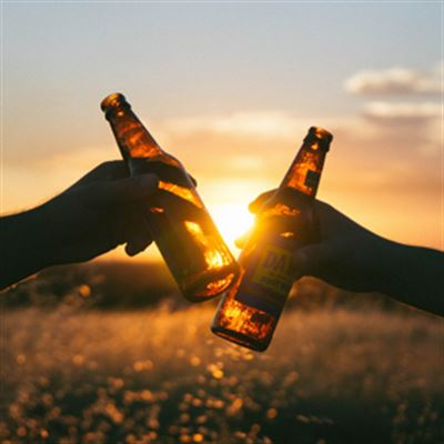 Make Beer Not War - We Celebrate World Beer Day.