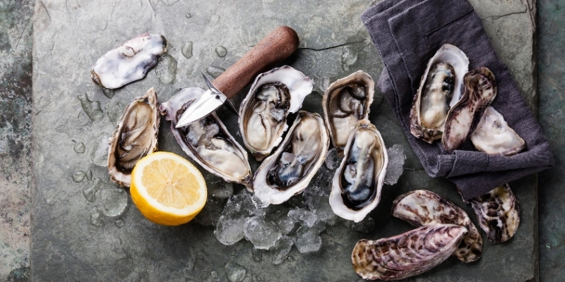 Shuck Me that's a Good Oyster – Four Recipes to Try on World Oyster Day.