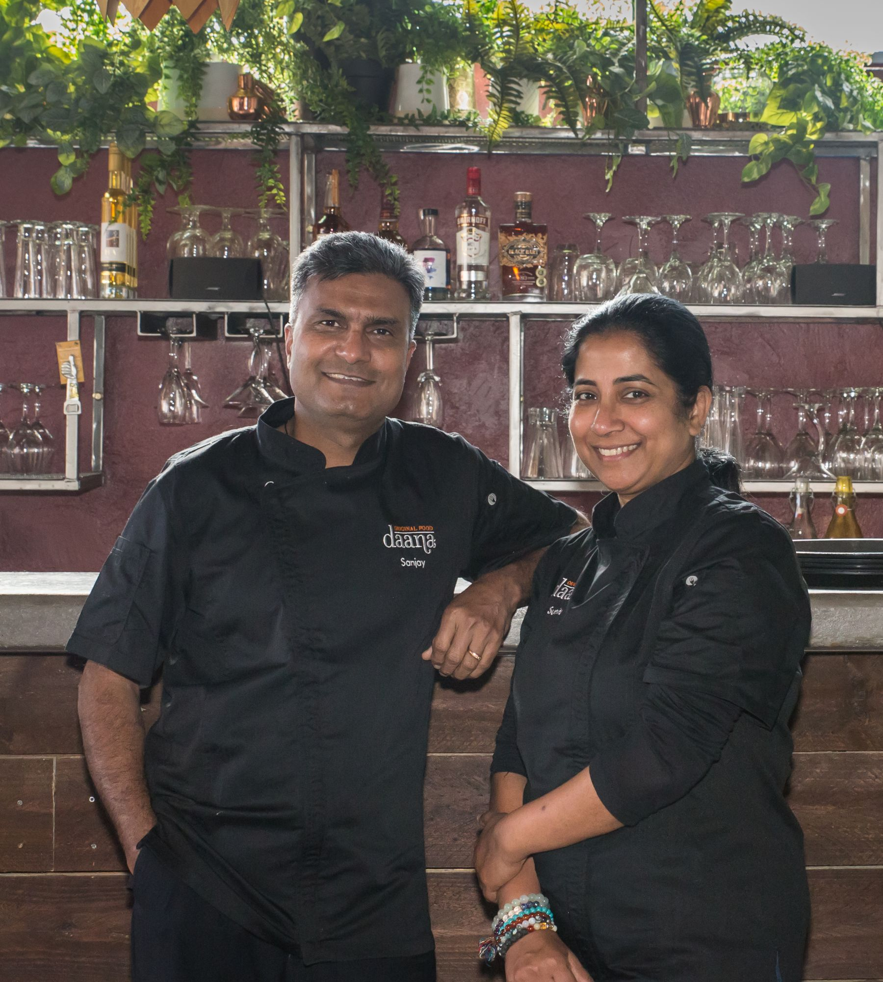 Who's the Boss in this Indian Kitchen? We talk to Sunita and Sanjay Kumar from Daana.