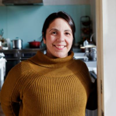 Support Your Local - Severine Demanet The Agrarian Kitchen Eatery & Cooking School Tas