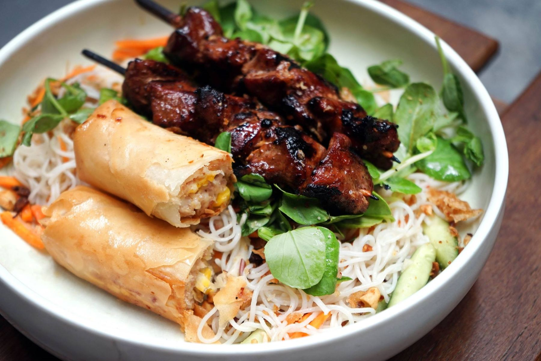 Asian Persuasion - Four Recipes and Fun Facts to Serve for Dinner.