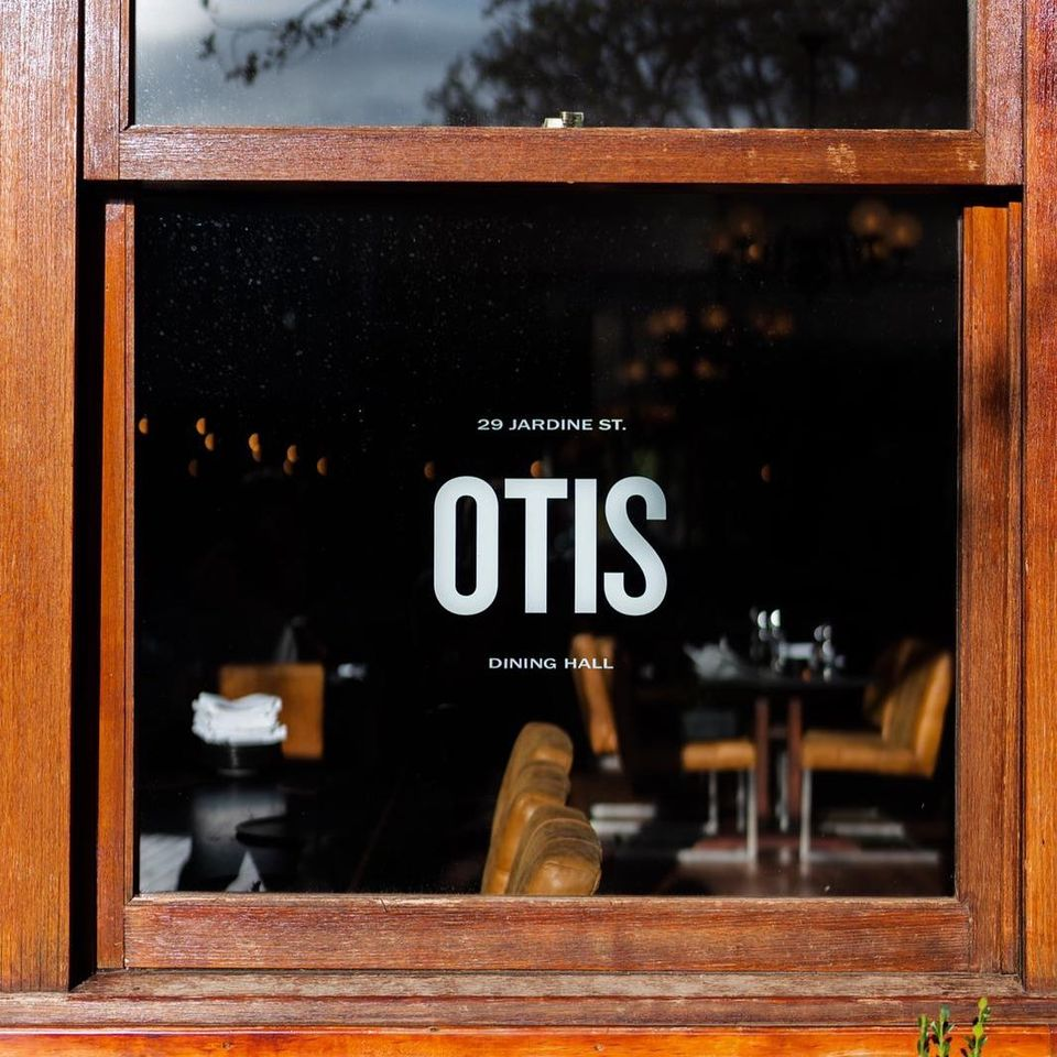 Support Your Local - Damian Brabender Otis Dining Hall ACT