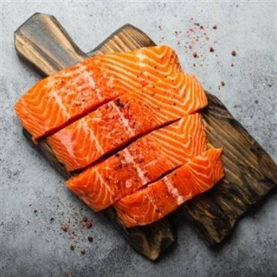 Eating Well Doesn't Have to Be Complicated - Alimentary's Salmon Tray Bake Recipe