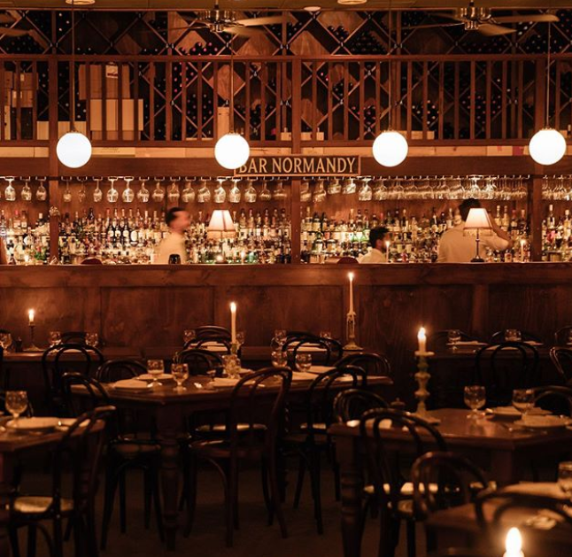 Support Your Local - Adam Tyl Public Dining Room NSW