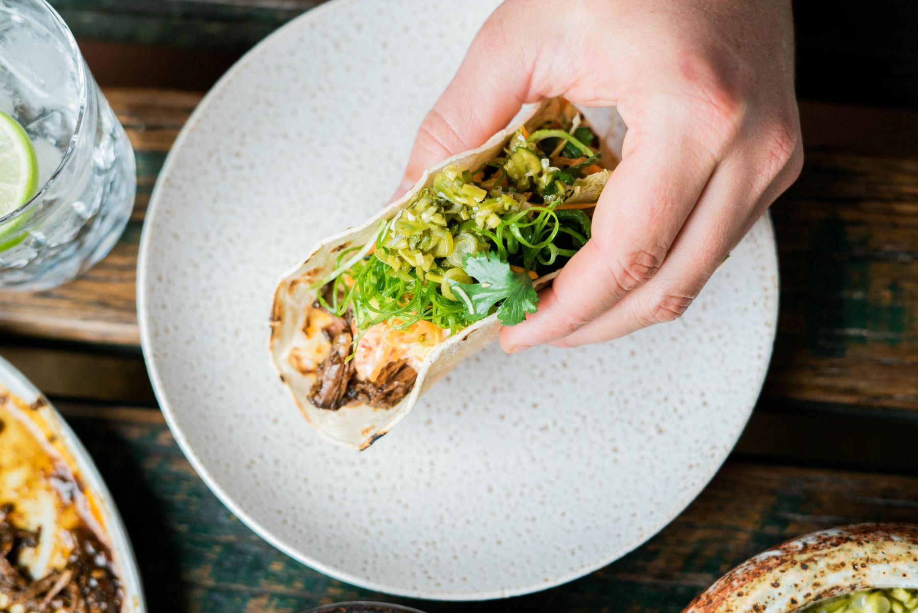 Taco Night Done Right - Up Your Taco Game for Dad this Father's Day with Matt Sinclair's Smoky Brisket