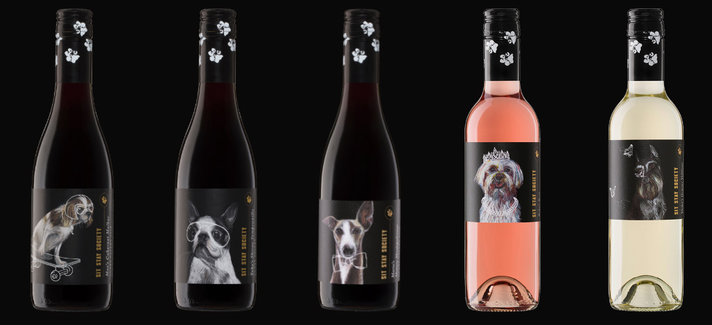 Celebrate National Dog Day Pawfectly - Help Rescue One of Man's Best Friends by Drinking Wine