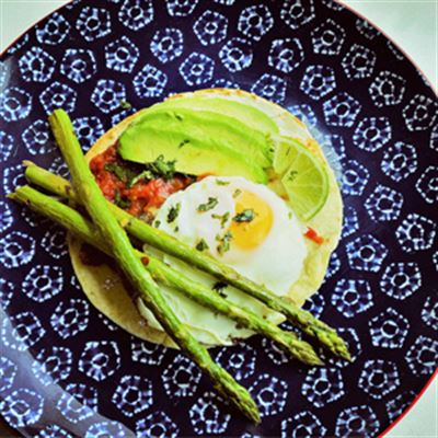 Huevos Rancheros Recipe + Alimentary's Tips to Changing Things Up for Spring.