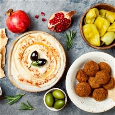 What's All the Falafel? Six Fun Facts and Middle Eastern Restaurants to Pide Your Way Through the Day.