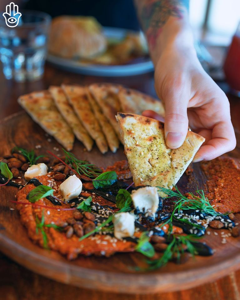 Loving Middle Eastern Fare, One Insanely Tasty Dish at a Time – We Talk to Naim Chef Vince Estacio.