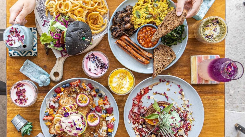 Five Surprising Facts about Vegetarians that We Bet You Didn't Know – Let's Celebrate World Vegetarian Day.