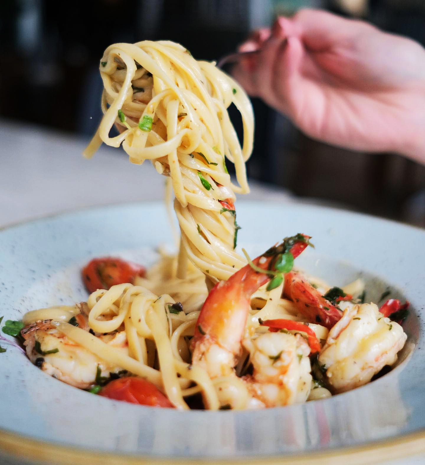 Lighta Pasta Makes You Run Fasta Five Summer Pasta Recipes To Try At Home Agfg