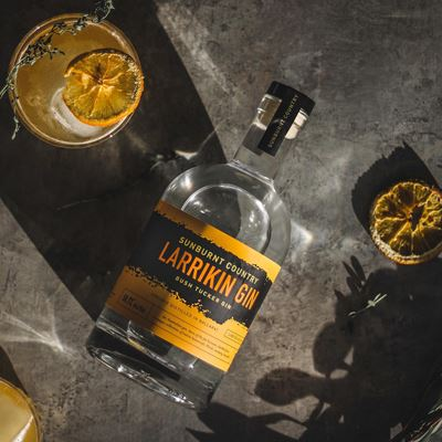 Forgive Me, For I Have Ginned! Celebrate International G & T Day with Larrikin Gin.
