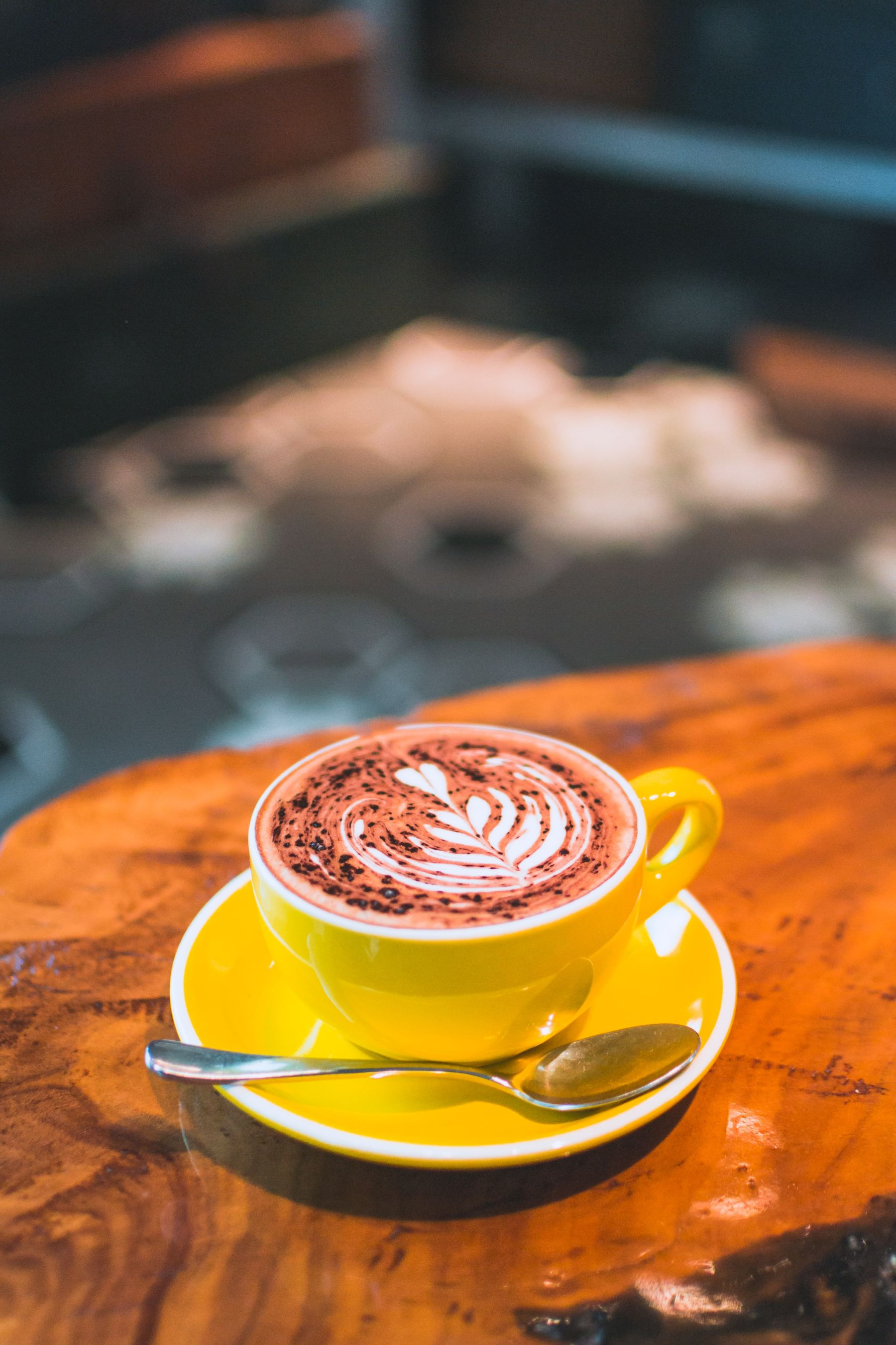 Everything I Brew, I Brew for You! Celebrate National Cappuccino Day on November 8.