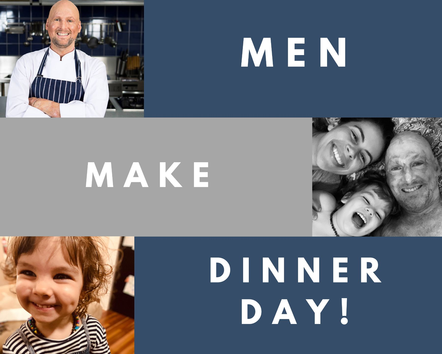 Ovens Have Timers for a Reason – National Men Make Dinner Day Has Arrived!