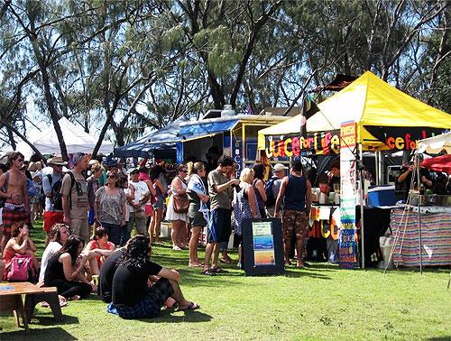 Markets in Queensland