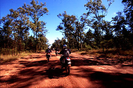 Motorcycle Tours in Australia