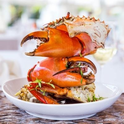 For a Clawsome Dinner Try This Chilli Mud Crab Recipe by Peter Kuruvita.