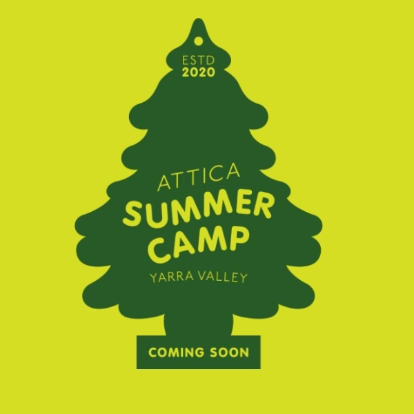Come Join Ben Shewry at Summer Camp.
