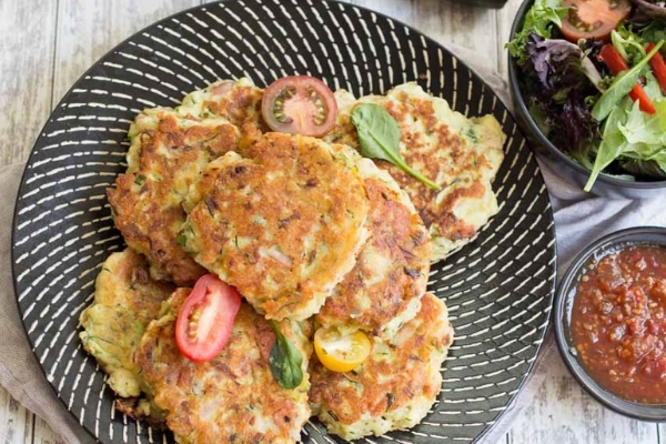 Don't be a Quitter – Try These Fritters. Let's Celebrate National Fritters Day!