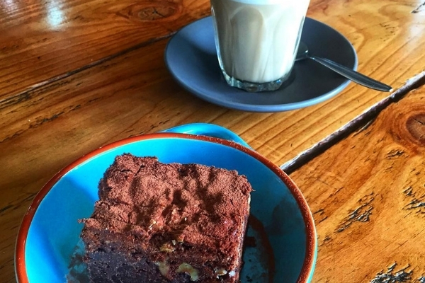Lose That Frownie, Eat a Brownie - Where to Celebrate National Brownie Day.