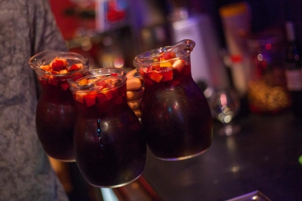 If Life Gives You Bad Wine, Make Sangria – Try this Recipe for National Sangria Day.