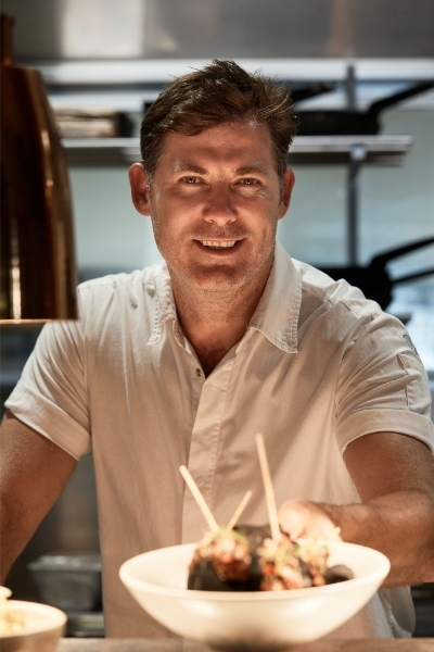 Licence to Thrill - Miss Moneypenny's Exec Chef Adam Dundas-Taylor Talks Chef Hats and 2020.