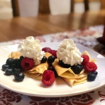 Holy Crepe! It's Flippin' National Crepe Day.
