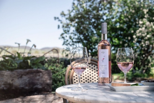 Five Rosés to Ramp Up Romance for Valentine's Day.