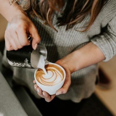 Words Cannot Espresso How Much You Bean to Me – Let's Celebrate National Barista Day.