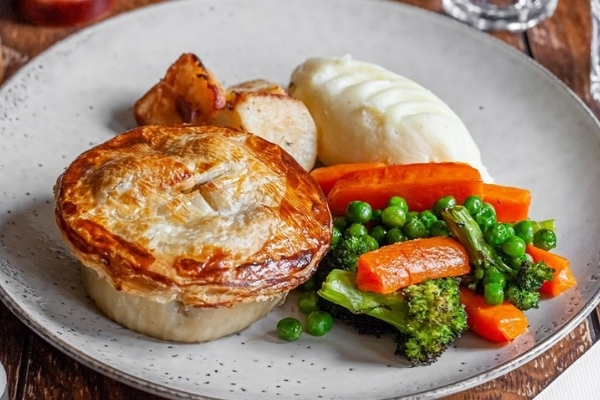 Irish You a Happy Saint Patrick's Day – Try this Beef and Guinness Pie Recipe to Celebrate.