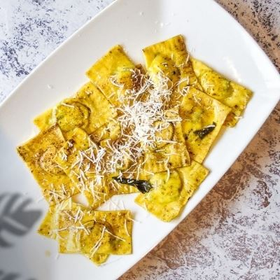 Don't be Ravilonely – Explore Pasta-bilities to Celebrate National Ravioli Day.