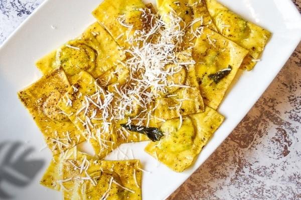Don't be Ravilonely – Explore Pasta-bilities to Celebrate National Ravioli Day.