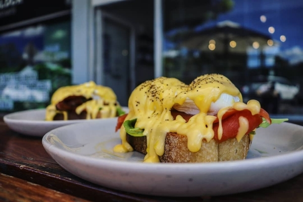 Head to These Five Cafes for Egg-cellent Ways to Celebrate National Eggs Benedict Day.